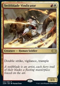 Swiftblade Vindicator FOIL