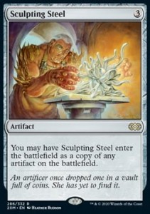 Sculpting Steel FOIL