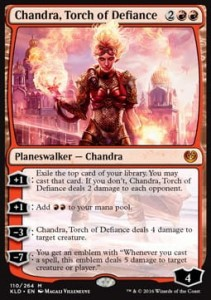 Chandra Torch of Defiance