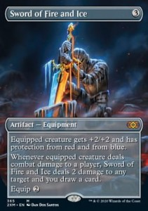 Sword of Fire and Ice BORDERLESS