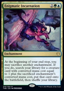 Enigmatic Incarnation FOIL