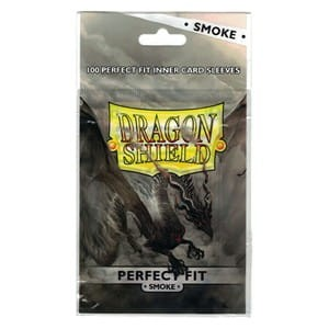 Dragon Shield Perfect Fit SMOKE 100