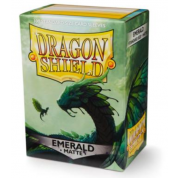 Dragon Shield Sleeves - Emerald 100