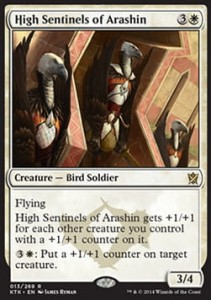High Sentinels of Arashin FOIL