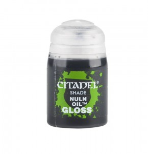 Shade NULN OIL GLOSS