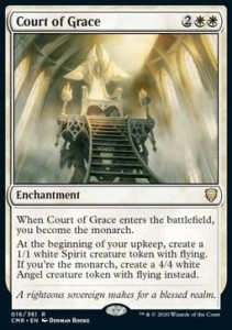 Court of Grace FOIL