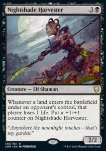 Nightshade Harvester FOIL