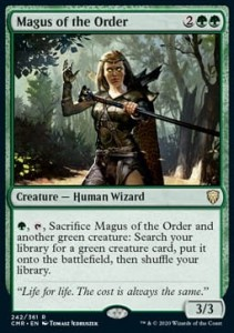 Magus of the Order FOIL