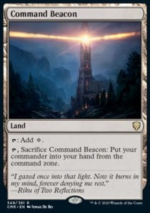 Command Beacon FOIL