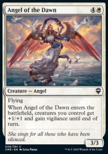 Angel of the Dawn FOIL
