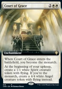 Court of Grace Borderless