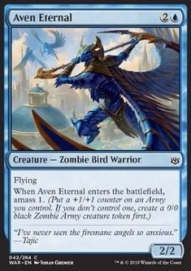 Aven Eternal FOIL