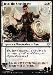 Teyo, the Shieldmage JAP FOIL