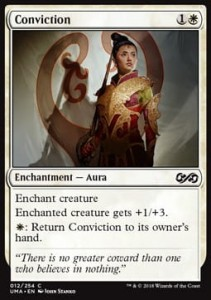 Conviction FOIL