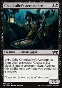 Ghoulcaller's Accomplice FOIL