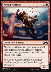 Arena Athlete FOIL