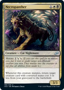 Necropanther FOIL
