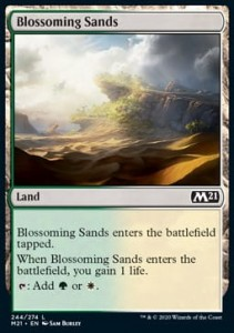 Blossoming Sands FOIL