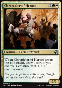 Chronicler of Heroes