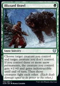 Blizzard Brawl FOIL