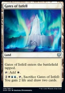 Gates of Istfell FOIL