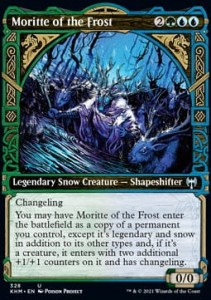 Moritte of the Frost ALT FOIL