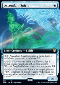 Ascendant Spirit BORDERLESS