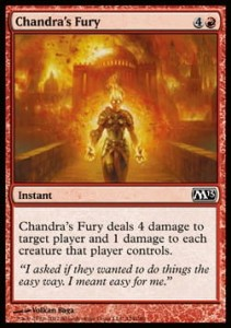 Chandra's Fury