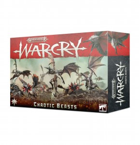 Warcry : Chaotic Beasts