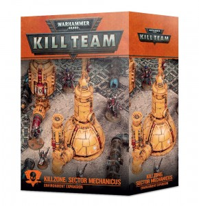 Warhammer 40,000: Kill Team Killzone - Sector Mechanicus Environment Expansion
