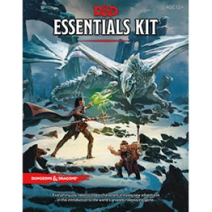 Dungeons & Dragons - ESSENTIALS KIT (ENG)