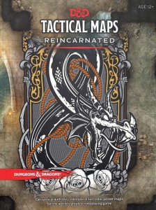 Dungeons & Dragons: Tactical Maps - Reincarnated
