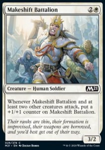 Makeshift Battalion FOIL