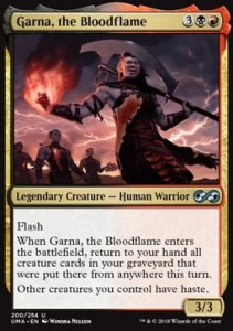 Garna. the Bloodflame