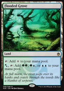Flooded Grove FOIL