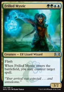 Frilled Mystic