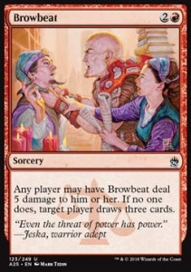 Browbeat FOIL