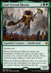 God-Eternal Rhonas FOIL