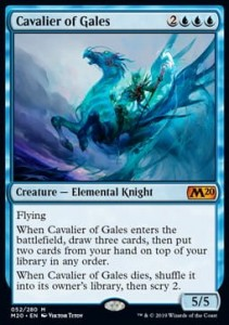 Cavalier of Gales FOIL