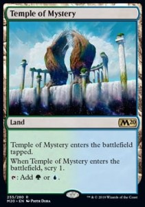 Temple of Mystery FOIL
