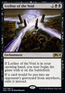 Leyline of the Void FOIL