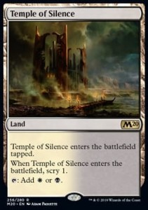 Temple of Silence FOIL