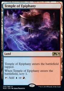 Temple of Epiphany FOIL