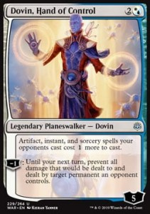 Dovin, Hand of Control FOIL