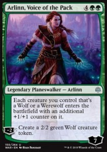 Arlinn, Voice of the Pack FOIL