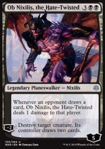 Ob Nixilis, the Hate-Twisted FOIL