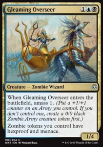 Gleaming Overseer FOIL