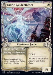 Faerie Guidemother // Gift of the Fae Alt FOIL
