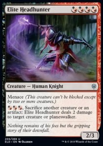 Elite Headhunter FOIL