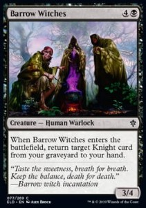 Barrow Witches FOIL